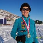 Great marathon in Greenland, thanks ICESPIKE!