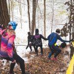 Dirty Dual Michigan Trail Race.
